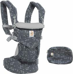 Ergobaby Omni 360 Baby Carrier - Trunks Up - New - Sealed in