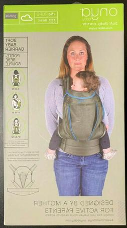 ONYA SOFT BABY CARRIER, THE PURE, GRANITE