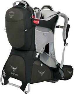 Opsrey Poco AG Plus Child Carrier: Black One Size