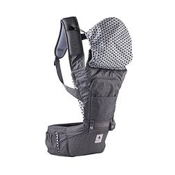 Pognae No 5 Outdoor Organic Baby Hipseat Front Backpack Carr