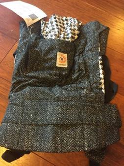 ergobaby original baby carrier Black Twill Pattern