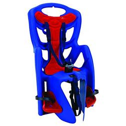 Bellelli Pepe Clamp Fit Baby Carrier in Blue and Red