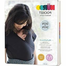 NuRoo Pocket soft, breathable, moisture-wicking babywearing