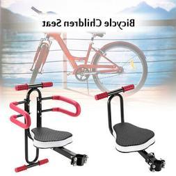 portable bike bicycle child seat saddle children