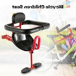 Portable Bike Bicycle Child Seat Saddle Ebike Children Kids
