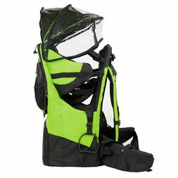 Premium Outdoor Baby Carrier, Light Hiking Child Backpack
