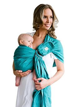 LILLEbaby Ring Sling w/ Removable Pocket Royal Teal Carriers