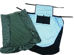 RoSK Rain Cover for Baby Carrier,Stroller and Car seat-Weath
