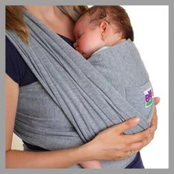 Baby Sling Carrier for Newborn by BIG MATE - Super Soft Baby