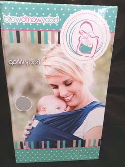 Baby Sling Wrap Carrier For Newborns, Rated 4.5 Stars On Ama