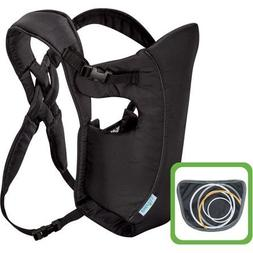 Evenflo Infant Soft Carrier, Creamsicle, Features Easy-to-cl