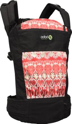 New Boba 3G Soho Print on Black Infant & Baby Child Carrier