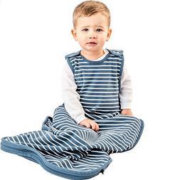 Woolino Toddler Sleeping Bag, 4 Season Merino Wool Baby Slee