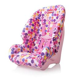 Joovy Toy Booster Seat - Pink Dot