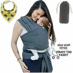 Unisex Slings Fular Baby Carrier - Forward Facing Ergonomic