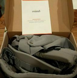 Lumiere Universal 6 Position baby Carrier Gray   for newborn