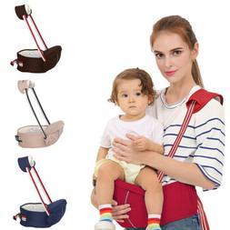 US Baby Carrier Waist Stool Walker Kids Sling Hold Hipseat B