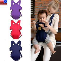 US Infant Baby Front Carrier Breathable Ergonomic Adjustable
