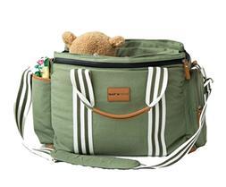 Baby K'tan - Weekender Travel Diaper Bag with Changing Pad