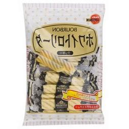 Bourbon White Rollita Biscuit 106g. carrier to shipping inte
