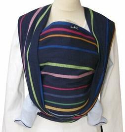 DIDYMOS Woven Wrap Baby Carrier Stripes Lisa Organic Cotton