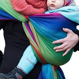 woven wrap carrier lisca herringbone