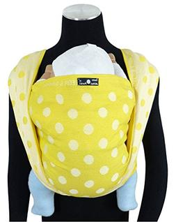 DIDYMOS Woven Wrap Baby Carrier Weleda Calendula Dots , Size