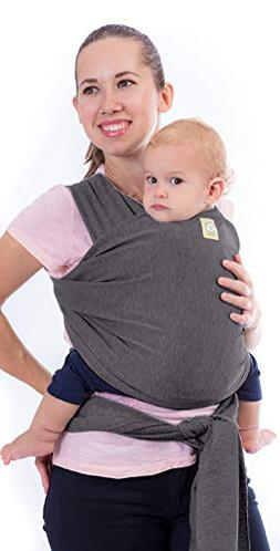 Baby Wrap Carrier All-in-1 Stretchy Ergo Baby Wraps - Ergono