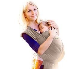 Baby Wrap Carrier - Ergo Baby Carrier by SnugglyChuck - Baby