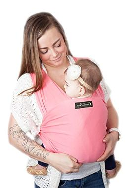 CuddleBug Baby Wrap Carrier | SLEEP DEEPER | CUDDLE MORE | F