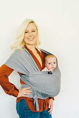 Baby Wrap Sling Carrier - Newborn Infant Toddler - Boy or Gi