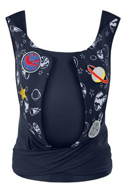 Cybex Yema Tie Baby Carrier by Anna K Space Rocket Pop Star